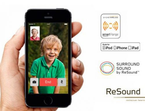 Say hello to ReSound LiNX™ – a new Made for iPhone hearing aid