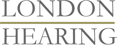 London Hearing Retina Logo