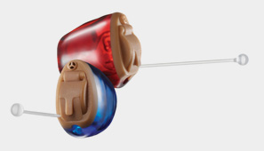 Completely-in-the-canal hearing aids are molded to fit inside your ear canal and can improve mild to moderate hearing loss in adults.