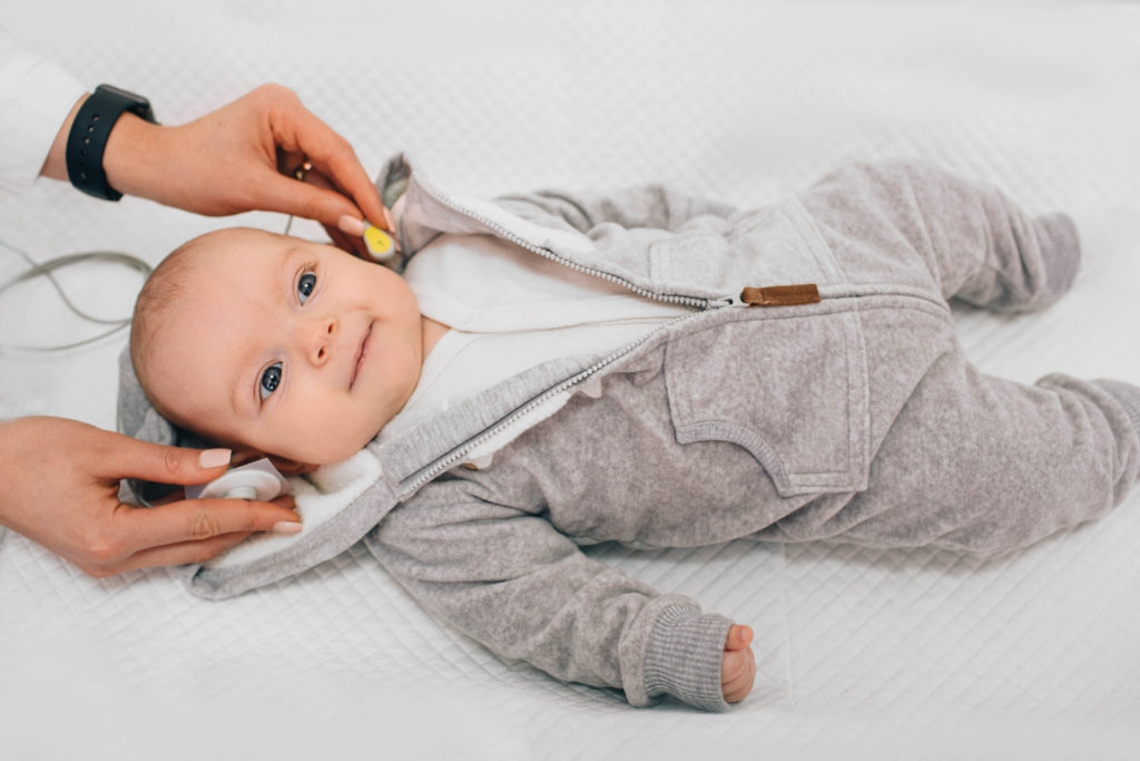 Congenital Hearing Loss Test